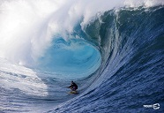 BIG SWELL em Teahupoo
