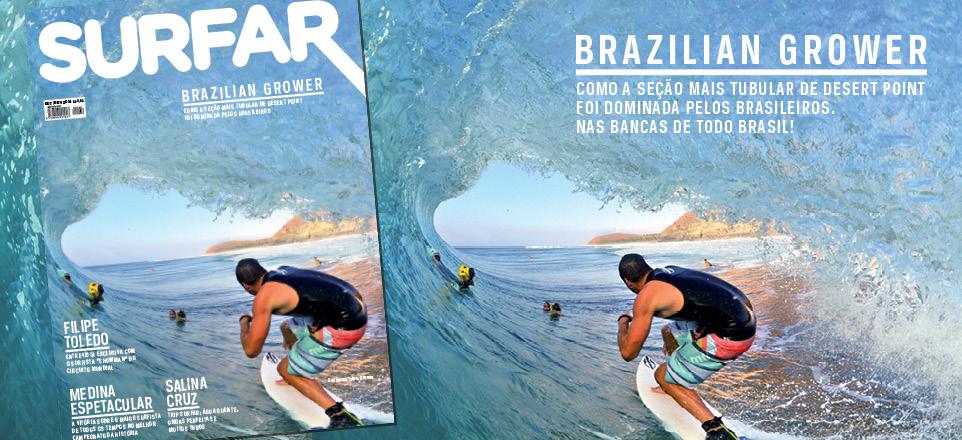 SURFAR #39 NAS BANCAS DE TODO O PAÍS! GARANTA A SUA!
